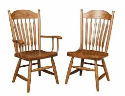 furniture appealing wooden chairs with arms stunning wood dining