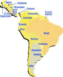 south america map belize this central and south america map images copyright are the