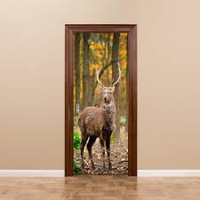 popular jungle wall stickers buy cheap jungle wall stickers lots home decor glass door sticker large jungle deer wall stickers for bedroom adhesive wall pictures for