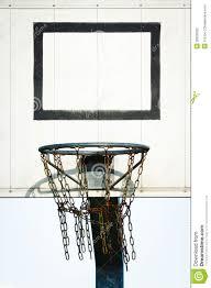 backyard basketball hoop