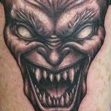 darkside evil tattoos page 1