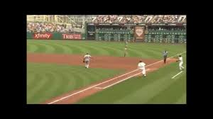 Home Plate Baseball by Mlb Home Plate Collisions Youtube