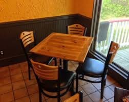 Commercial Dining Room Tables Restaurant Table Top Etsy