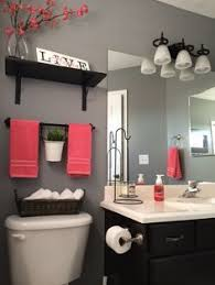 decorating ideas for bathrooms on a budget bathroom decor ideas on a budget awesome projects image of