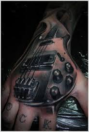 Guitar Tattoo Designs Ideas 25 Creative Guitar Tattoo Designs Guitar Tattoo Tattoo Designs