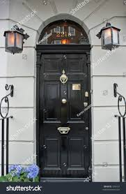 sherlock holmes famous front door address stock photo 1256131 sherlock holmes famous front door address 221b baker street london