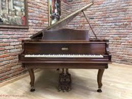 player piano roll cabinet wm knabe ampico model b rare player piano partially restored