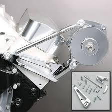 corvette alternator bracket speed zoops 8145 correct align billet aluminum alternator brackets