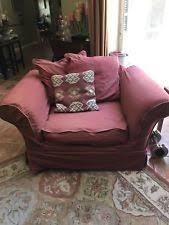 pottery barn chair and a half slipcover pottery barn charleston slipcover ebay