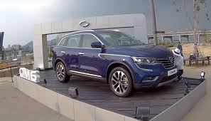 renault suv 2017 2017 renault koleos qm6 launched in korea with 2 0 dci engine