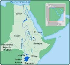 nile river on map hydropolitics academy is in the uganda for the nile basin learnin