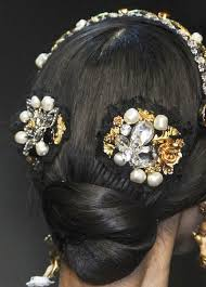 190 best hair ornamentation images on hairstyles