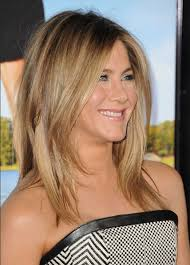 shoukd length hairstyles for thick straight hair jennifer aniston medium jagged hairstyle for straight hair popular