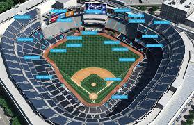 yankee stadium home run lights power seat victoria inoue