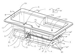 patent us7146659 hydromassage antimicrobial whirlpool bathtub