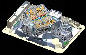 disney concert hall floor plan virtual build technologies