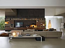 Home Interior Inspirations From Molteni - Home interior wall design 2
