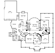 country style house plan 5 beds 5 5 baths 5466 sq ft plan 927