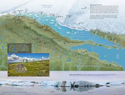 Washington Coast Map Glacial Lake Connecticut Map U2013 Patrick Lynch