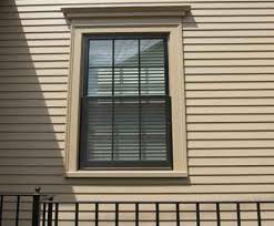 Home Exterior Design Catalog by Exterior Window Trim Ideas Dark Grey Siding And White Exterior