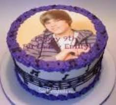 26 best cake images on pinterest birthday cakes justin bieber