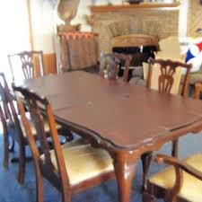 Cherry Dining Room Tables Best Pennsylvania House Cherry Dining Room Set With 6 Chairs 2 Of