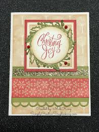 christmas card scrapbooking christmas lights decoration