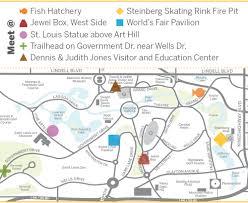 Forest Park Map Walking Tours U2014 Forest Park Forever