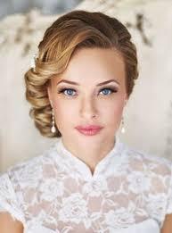 Hair Makeup Top Wedding Hair Makeup Ideas From Pinterest Hansonellis Com