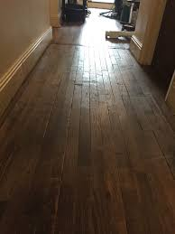Bona Matte Floor Finish by Bona Traffic Hd Silk Matt On Narrow Oak Boards Bath Floor