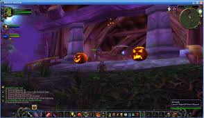 primordial ooze halloween fun in world of warcraft