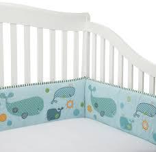 Ocean Baby Bedding Whale Crib Bumper Set Creative Ideas Of Baby Cribs