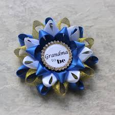royal blue and gold baby shower decorations royal baby shower decorations prince baby shower corsage