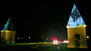 Oglebay Christmas Lights by City Lights Oglebay Park Chosen For Digital Graffiti 2014 In
