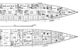 what size paper are blueprints printed on titanic plans