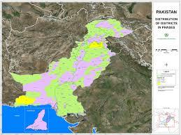 Islamabad Map Gis Maps Pakistan Bureau Of Statistics 6th Population And