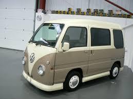 subaru libero used 1997 subaru sambar 660cc retro mini van for sale in york