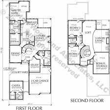 33 best townhome floor plans and elevations images on pinterest