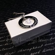 personalized engraved necklaces personalized engraved sweet sixteen necklace uniqjewelrydesigns