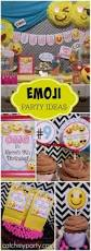 114 best emoji party ideas images on pinterest birthday party