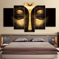 Peinture Moderne Pour Salon by Online Get Cheap Bouddha Peinture Murale Aliexpress Com Alibaba