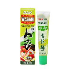 wasabi mustard usd 5 24 43g 3 mustard green mustard spicy mustard horseradish