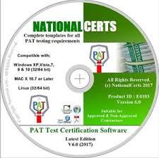 pat testing software ebay