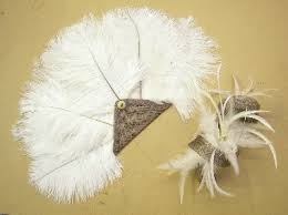 feather fans wedding decoration look what i found feather fans for