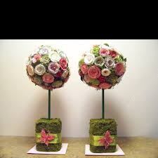 Topiary Balls With Flowers - 241 best topiary trees images on pinterest topiaries topiary