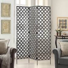 Quatrefoil Room Divider Metal Room Divider Flight