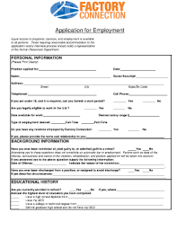 job application form templates fillable u0026 printable samples for