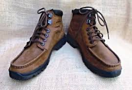 s rockport xcs boots s rockport xcs boots brown leather hydro shield no box