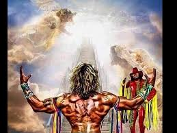Ultimate Warrior Meme - rest in peace warrior professional wrestling know your meme