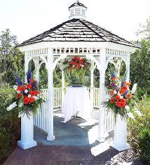wedding arch gazebo 60 best four seasons wedding arches chuppahs and gazebos images